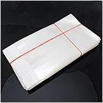 [9-8641-6]포장용비닐(접착용) 9*13cm 투명 [1묶음(약90장)]